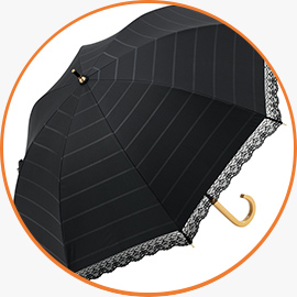晴雨兼用傘/商品一覧を見る
