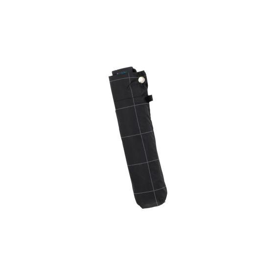 60cm ミニ 耐風骨 ポンジ チェック シルバーコーティング/イメージ02